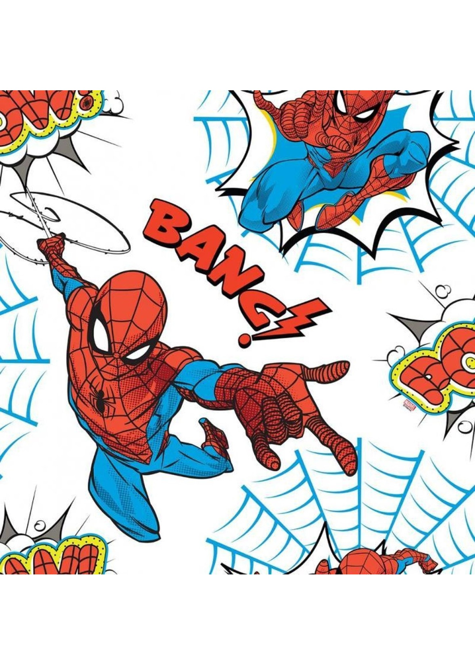 Marvel Spiderman Behang