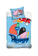 Peppa Pig Peppa Pig Dekbedovertrek Ahoy