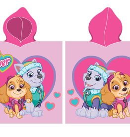 Nickelodeon Paw Patrol  Paw Patrol Poncho Pup Power