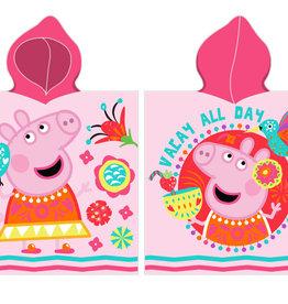 Peppa Pig Peppa Pig Poncho Tropical