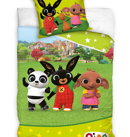 Bing Bunny Bing Bunny Single Duvet Cover Set Greetings