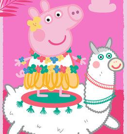 Peppa Pig Peppa Pig Towel Lama