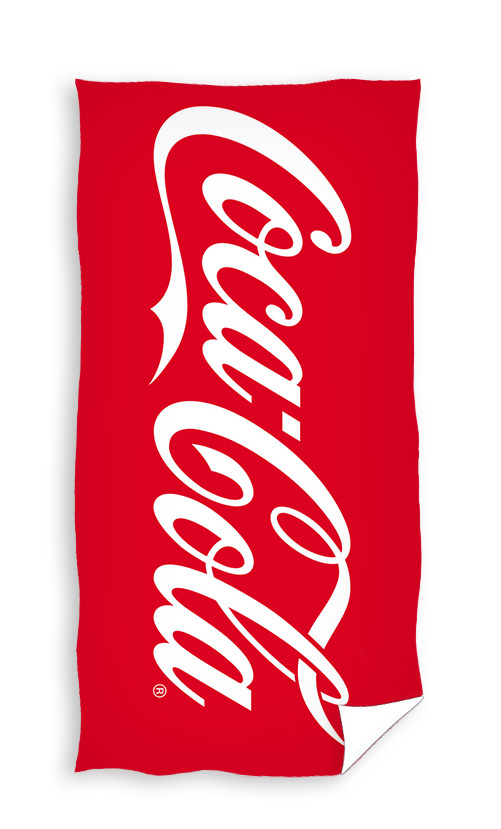 Coca Cola Coca Cola Hand Towel