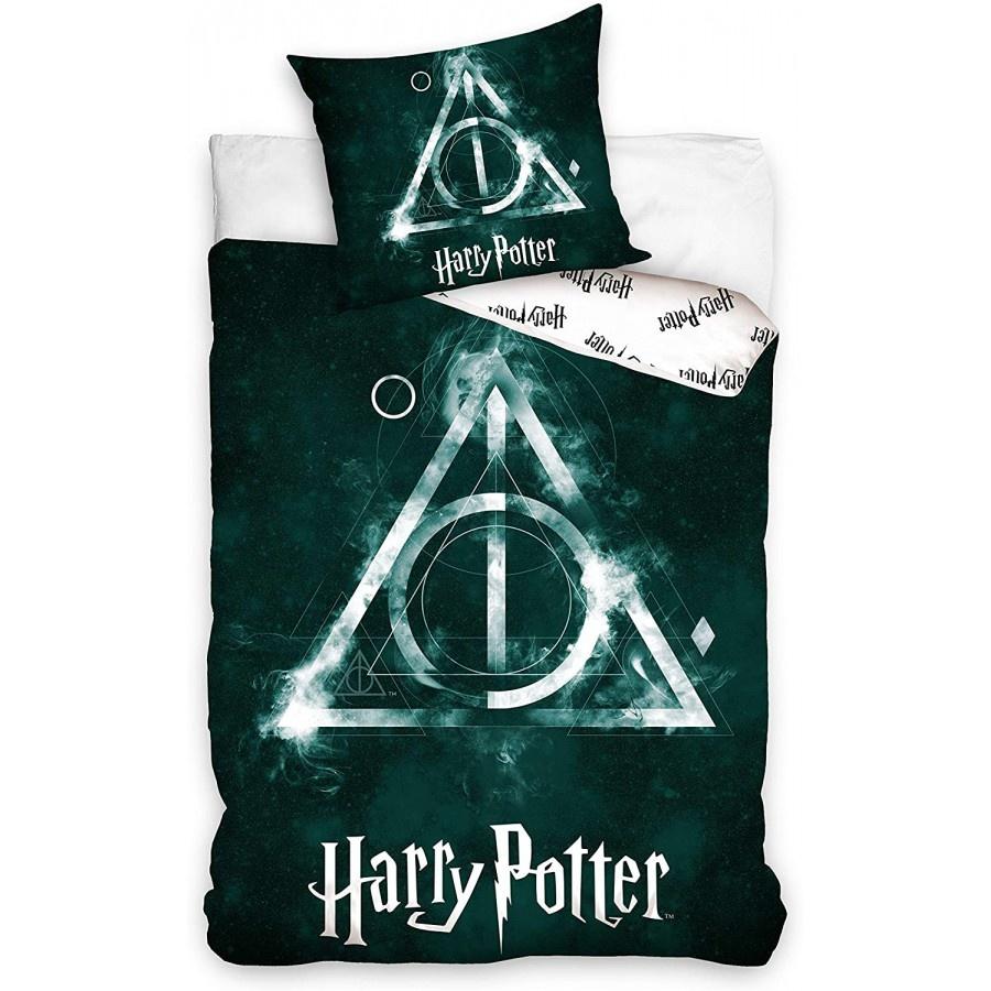 Warner Bros Harry Potter Dekbedovertrek Deathly Hallows