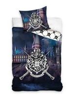 Warner Bros Harry Potter Duvet Cover Set Castle