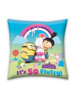 Minions Despicable Me Cushion Fluffy Unicorn