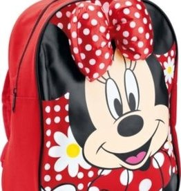Disney Minnie Mouse Rode Rugtas Strikje