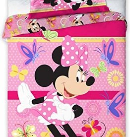 Disney Minnie Mouse  Junior Dekbedovertrek 100x135cm