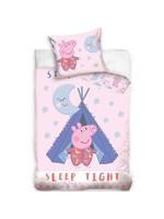 Peppa Pig Peppa Pig Junior Duvet Cover Set Sleep Tight