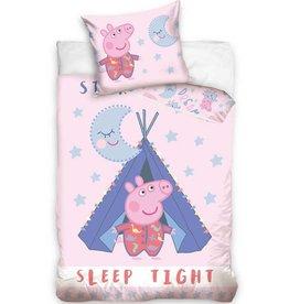 Peppa Pig Peppa Pig Junior Dekbedovertrek Slaap Zacht