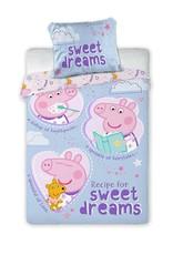Peppa Pig Peppa Pig Junior Dekbedovertrek Recipe Dreams