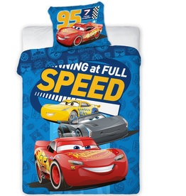 Disney Cars Cars Dekbedovertrek Full Speed