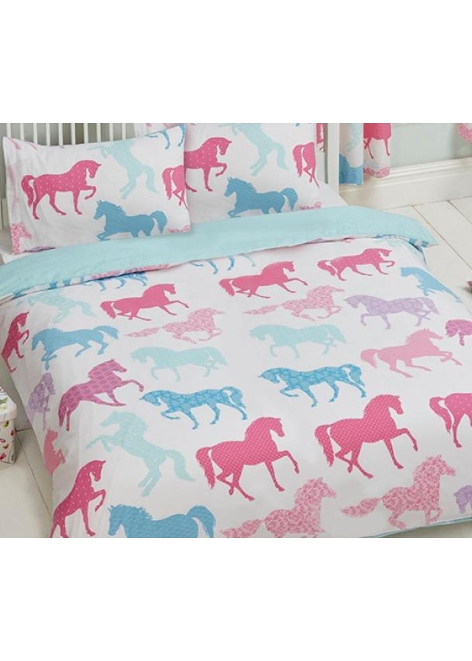 Pony Paarden Dekbedovertrek