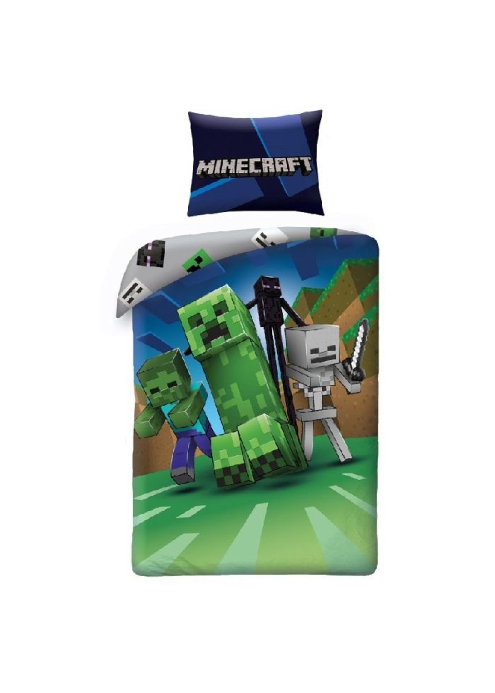 Minecraft Minecraft Dekbedovertrek Mobs