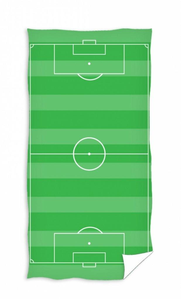 Voetbal Handdoek Speelveld