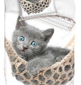 CharactersMania Cat Kitty Duvet Cover Set Hangmat