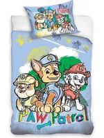 Nickelodeon Paw Patrol  Paw Patrol Junior Duvet Cover Set Blue