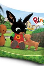 Bing Bunny Bing Bunny Kussen Puppy