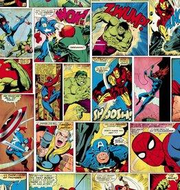 Marvel Marvel Comics Behang Striphelden