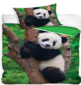 CharactersMania Panda Duvet Cover Set tree