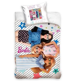 Barbie Barbie Duvet Cover Set