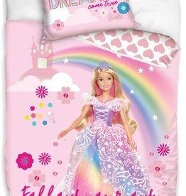 Barbie Barbie Dekbedovertrek Regenboog