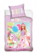 Barbie Barbie Dekbedovertrek Barble