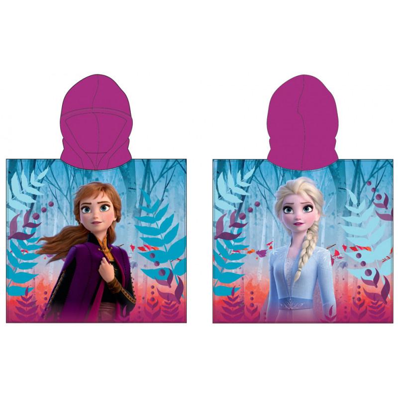 Disney Frozen Frozen 2 Poncho Handdoek