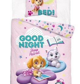 Nickelodeon Paw Patrol  Paw Patrol Dekbedovertrek Good Night