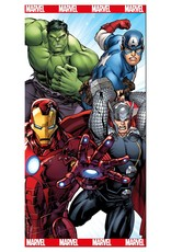 Marvel Marvel Hand Towel Avengers Cotton