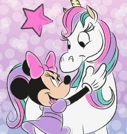 Disney Minnie Mouse Handdoek Unicorn