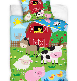 CharactersMania Animal Farm Duvet Cover Set
