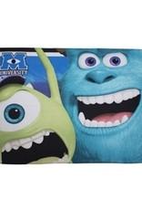 Disney Pixar Monsters Inc Fleece Deken
