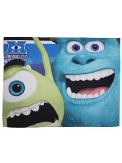 Disney Pixar Monsters Fleece Blanket