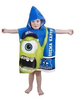 Monsters Inc Poncho 5055285335861