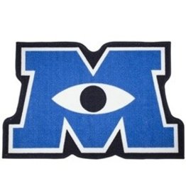Monsters Inc University Mat
