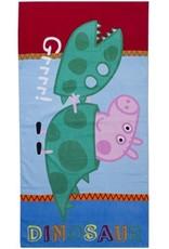 Peppa Pig Peppa Pig Handdoek George DInosaurus