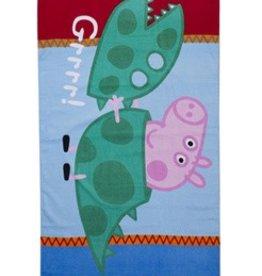 Peppa Pig Handdoek George Dinosaurus