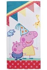 Peppa Pig Handdoek Kermis PP16019