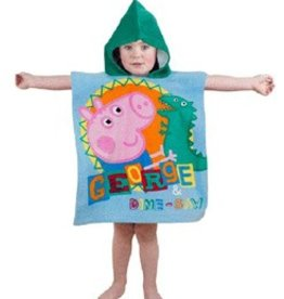 Peppa Pig Peppa Pig Poncho George