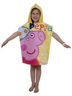 Peppa Pig Poncho Handdoek PP16015
