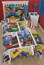 Marvel Dekbedovertrek Comic MA13004