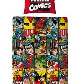 Marvel Dekbedovertrek Comic MA130101