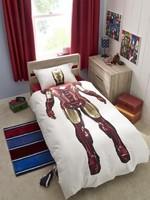 Marvel Marvel Dekbedovertrek Iron Man