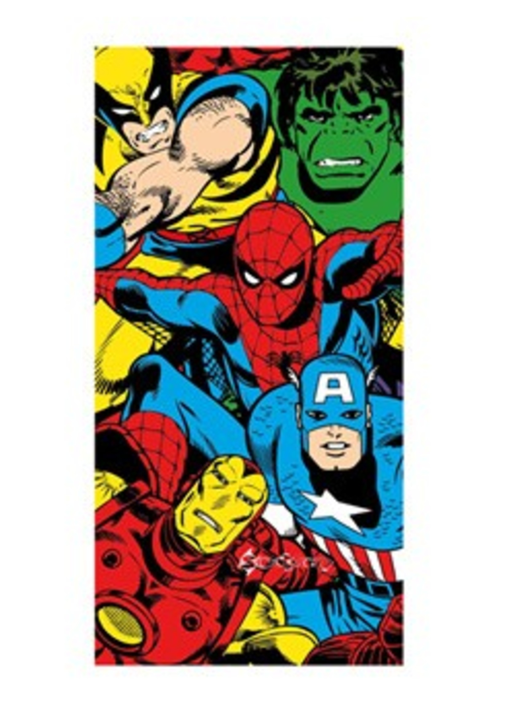 Marvel Marvel Comics Handdoek