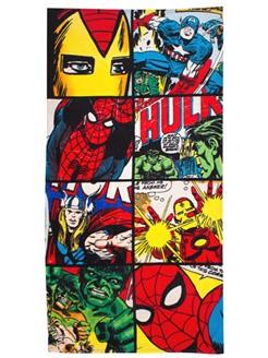 Marvel Handdoek Comic 5055285346829