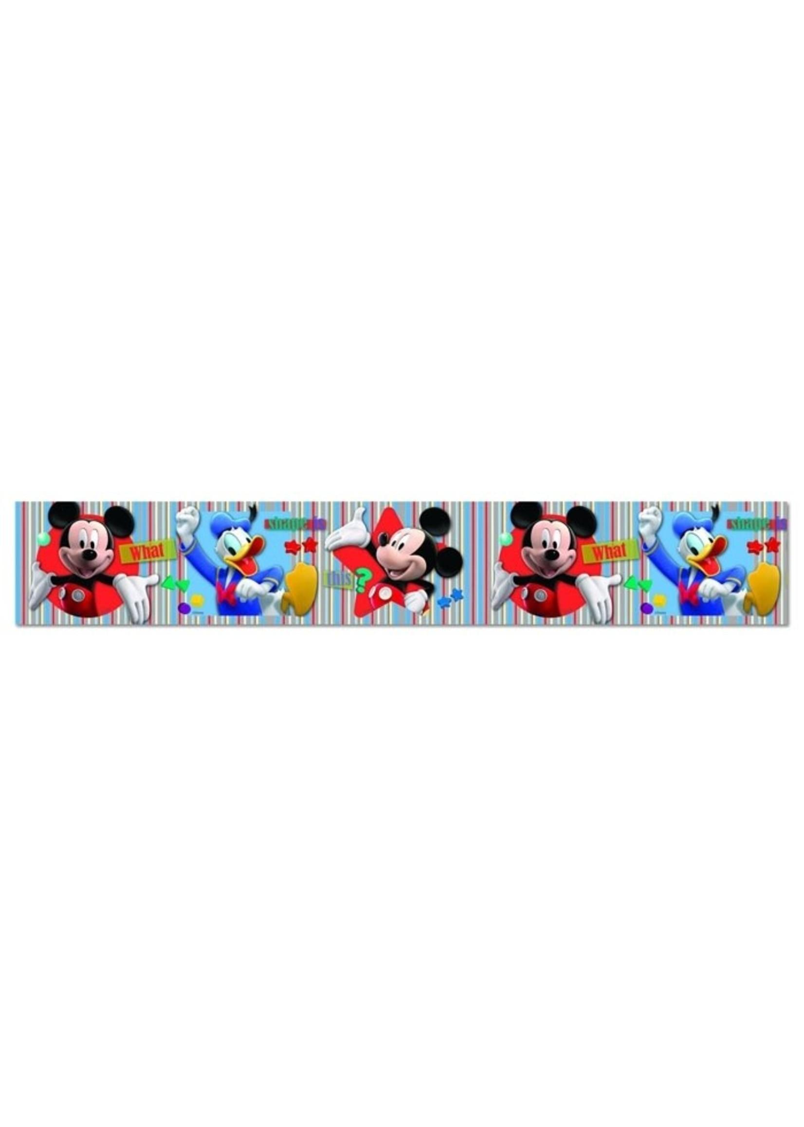 Disney Mickey Mouse Behangrand Donald Duck