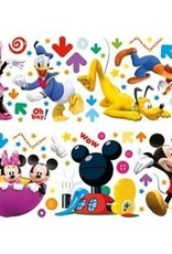 Mickey Mouse Decoratie Stickers 87MM13051