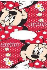 Minnie Mouse Poncho Handdoek MM13271