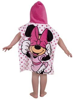 Minnie Mouse Poncho Handdoek MM13153